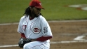 Cueto's 19th win