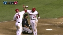 Hunter&#039;s two-run homer