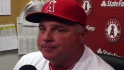 Scioscia on team&#039;s 20 strikeouts