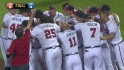 Freeman's walk-off homer