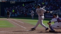 Dickerson's two-run blast