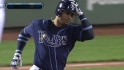 Pena&#039;s two-run blast