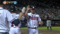 Uggla steals home