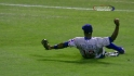 Soriano&#039;s leaping grab