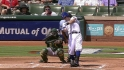Kinsler&#039;s leadoff homer