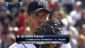 Fister sets AL K's record