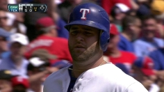 Relentless Rangers increase lead in AL West