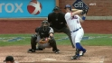 Wright's three-run blast