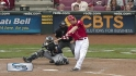 Frazier&#039;s game-tying homer