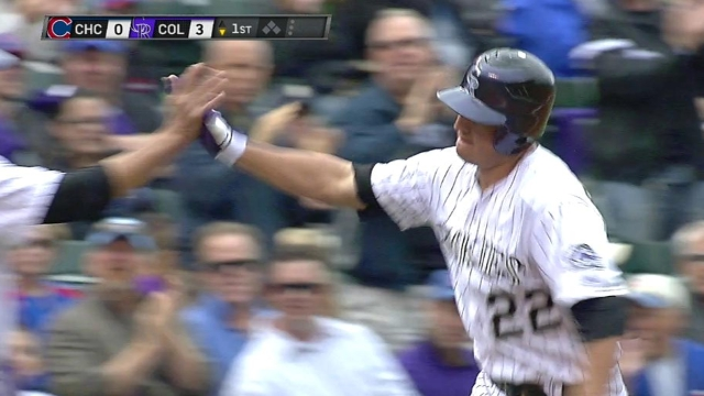 Versatile Pacheco ready to step up for Rockies