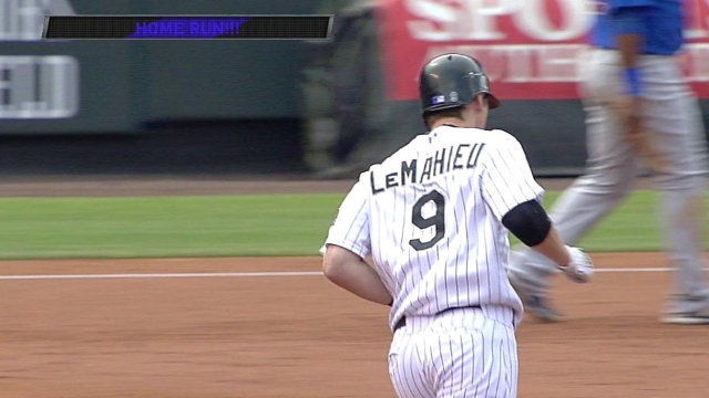 LeMahieu sent to Minor League camp