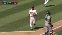 Wells' RBI single