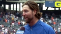 Dickey on 20th win of season