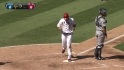 Callaspo's RBI single