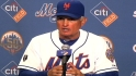 Collins on Dickey's 20th win