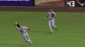 Espinosa's great grab