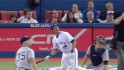 Arencibia&#039;s solo tater