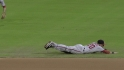 Desmond&#039;s diving play