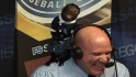 Crystal the Monkey at Petco Park