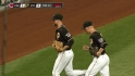 Burnett escapes jam