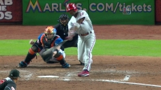 Walk-off loss in Miami ends Phils' playoff hopes