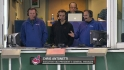 Antonetti visits the booth
