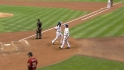 Braun's two-run double