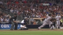 Panda&#039;s two-run double