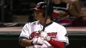 Choo&#039;s two-hit game