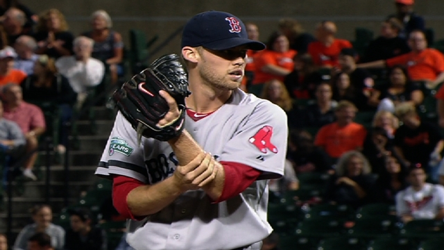Red Sox send Bard to Double-A to find consistency