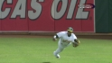 Cespedes' diving catch