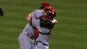 Reds on Bailey&#039;s no-hitter