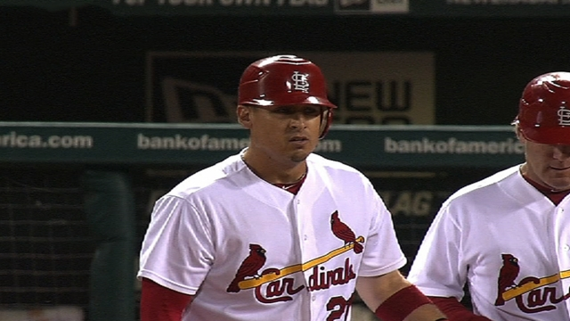 Craig, Freese have Cards covered at corner spots