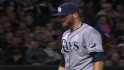 Davis&#039; dominant inning