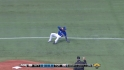 Hechavarria&#039;s diving catch
