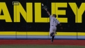 Granderson's run-saving catch