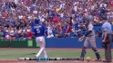 Hechavarria&#039;s RBI double