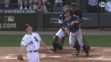 Keppinger's two-run shot