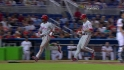 Ruiz's two-run double