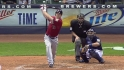 Bogusevic&#039;s two-run shot