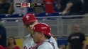 Papelbon seals the win