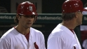 Kozma's three hits