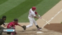 Beltran&#039;s two-run shot