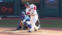 LaPorta's two-run double