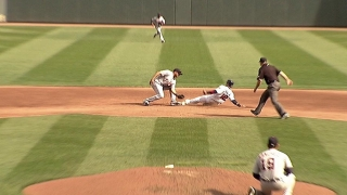 Casilla records 20th steal of the season