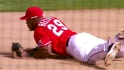 Beltre's diving stop