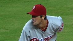 Phils' Hamels keeps Marlins in check to win 17th