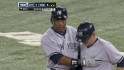 Granderson's two-run single