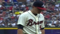 Medlen's 10th win