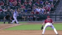 DeJesus' solo home run